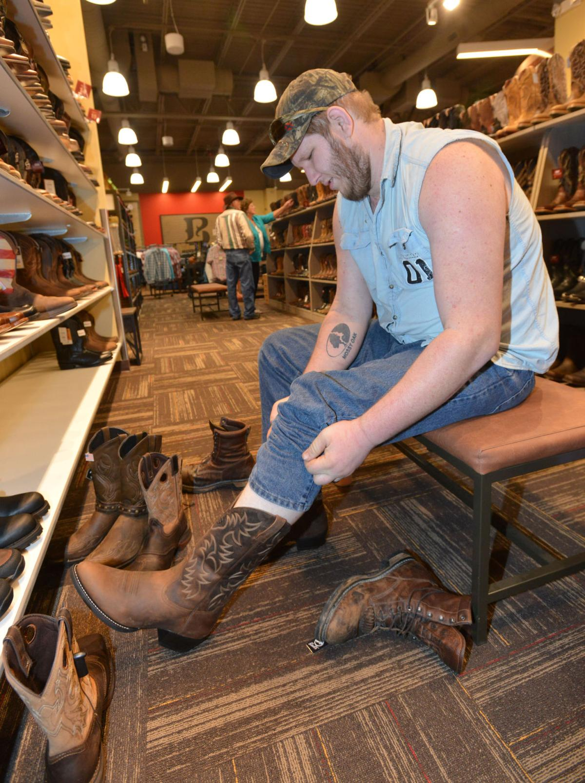 26677a68eea Boot Barn celebrates another grand opening | News | heraldcourier.com