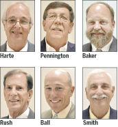 Washington County supervisor candidates