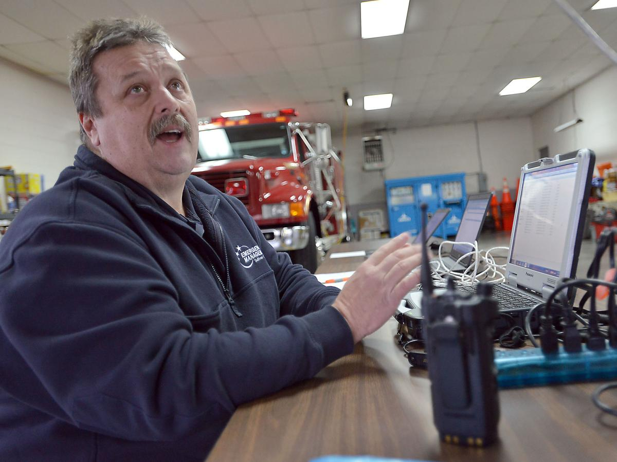 Sullivan County's dispatch scanner channels will be