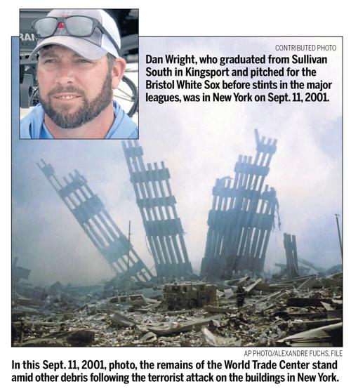 Dan Wright: Sept. 11