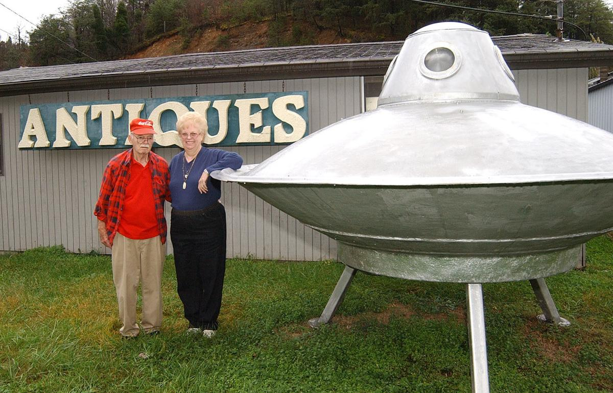 Reports of UFO sightings still swirl around from time to