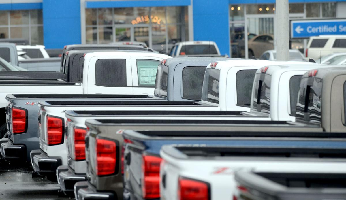 Twin City\'s large car dealers see high sales, smaller dealers hope ...