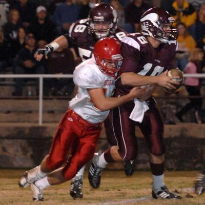 Prep Football Tennessee High Falls To Daniel Boone In Tssaa