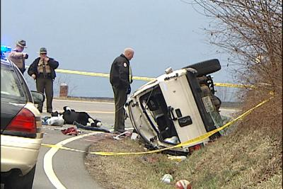 UPDATED: Speed likely played role in fatal crash along