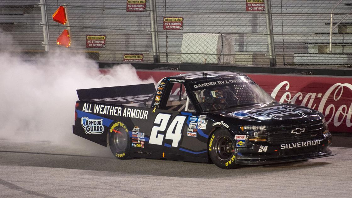 WATCH NOW: NASCAR: Bristol race weekend in March to include Truck Series on dirt
