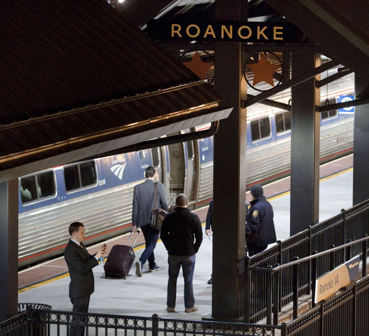 Passenger Rail Service