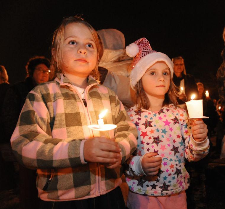 Christmas Trees Bristol: Lighting Ceremony Spreads Christmas Cheer
