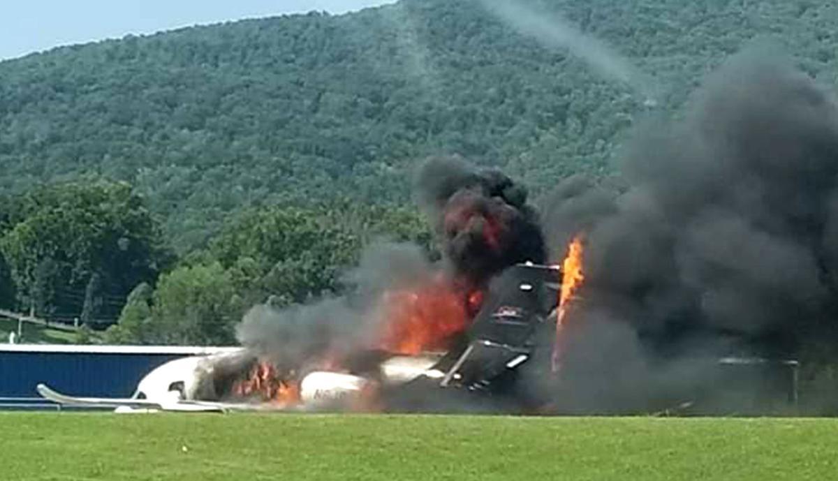 BHC 08162019 Elizabethton Plane Crash