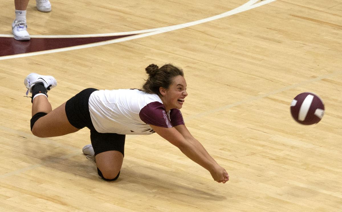 Science Hill vs THS Volleyball