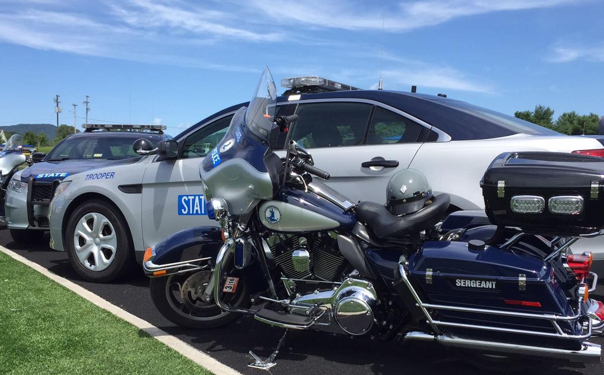 virginia state police instruct troopers not to cover name tags