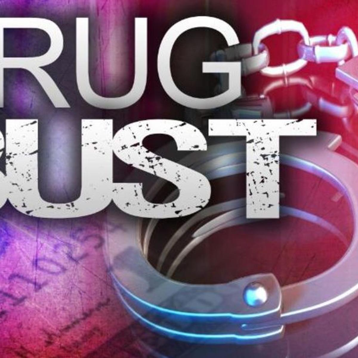 Drug bust leads to multiple arrests in Washington County