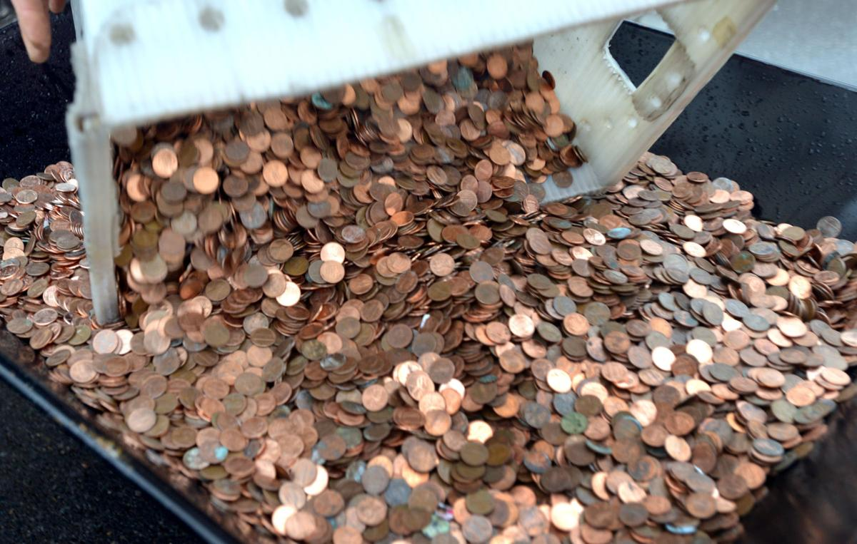 Virginia Man Spends $1,000 To Deliver 300,000 Pennies To Lebanon Dmv  News   Heraldcourier