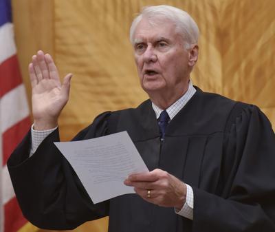 U.S. District Judge James P Jones