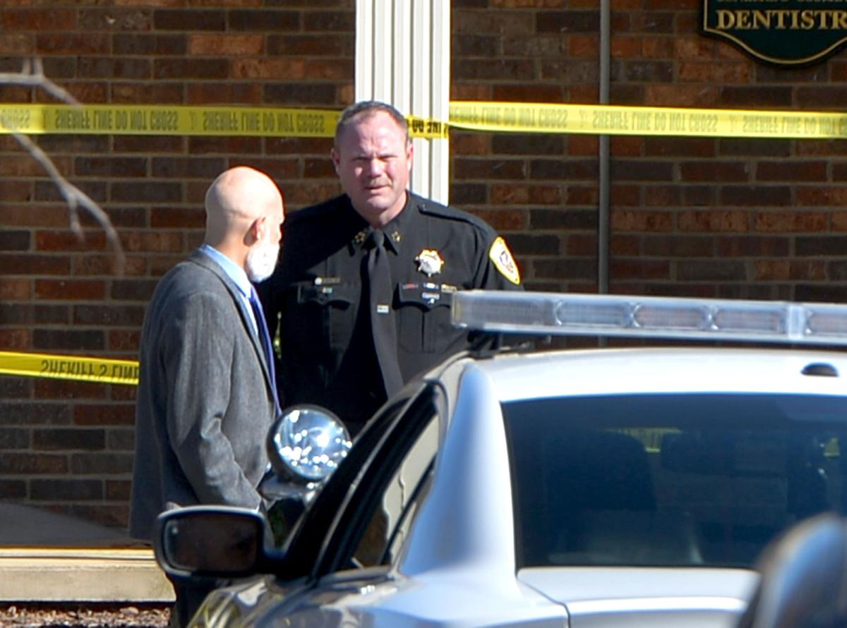 One person dead in shooting at Kingsport dentist's office