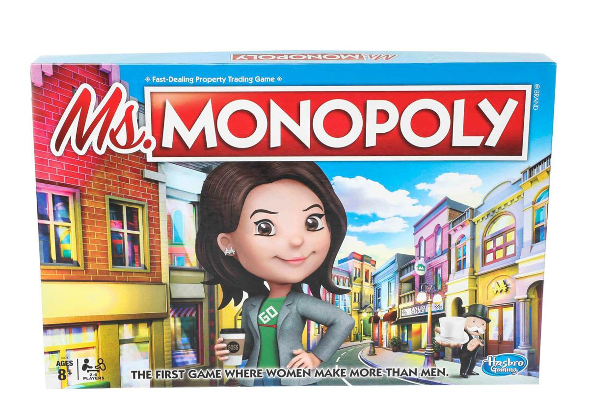 New Monopoly game celebrates innovative women — and pays them more than men