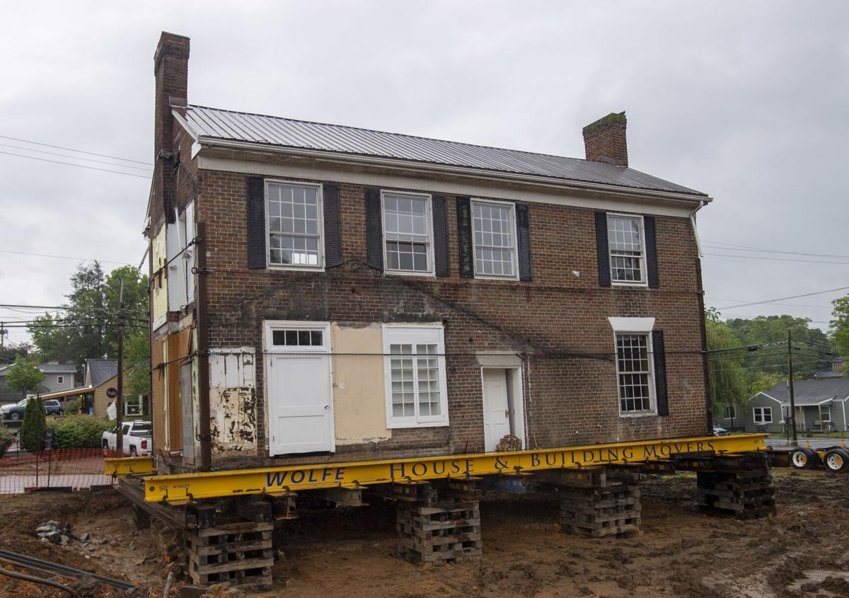 Abingdon Dooley House 01