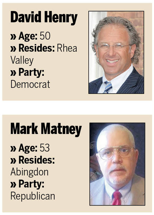 Incumbent faces challenge in commissioner of revenue race ...