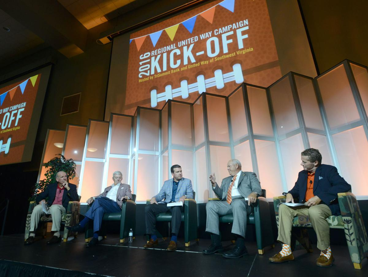 Football coaching legends Frank Beamer and Phil Fulmer keynote