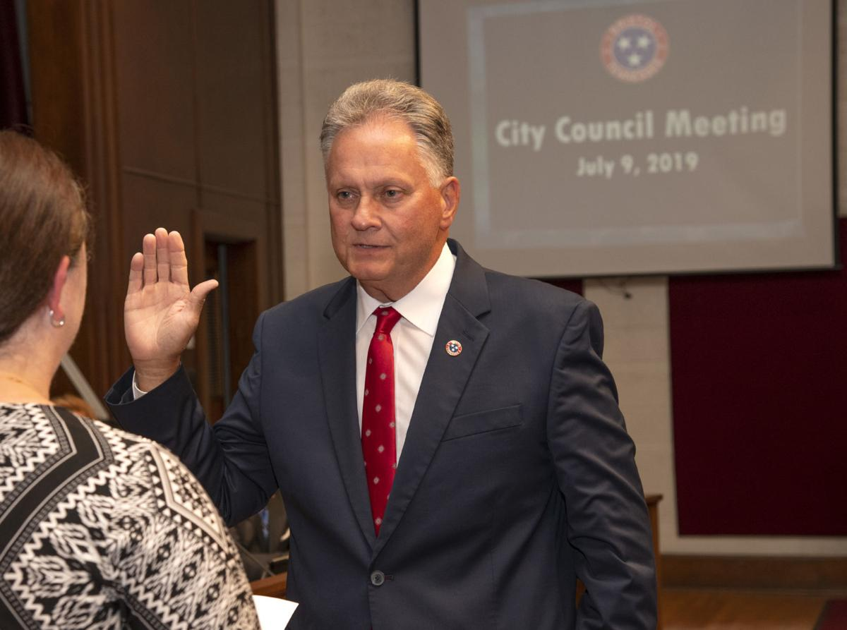 Bristol Tennessee City Council
