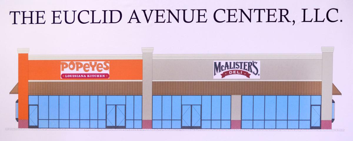 Mcalisters Popeyes Coming To Euclid Center News Heraldcourier