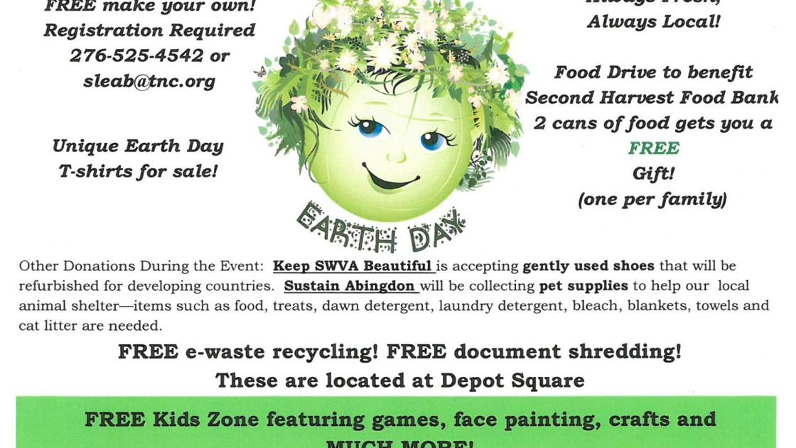 Earth Day celebration, paper shredding and e-waste recycling