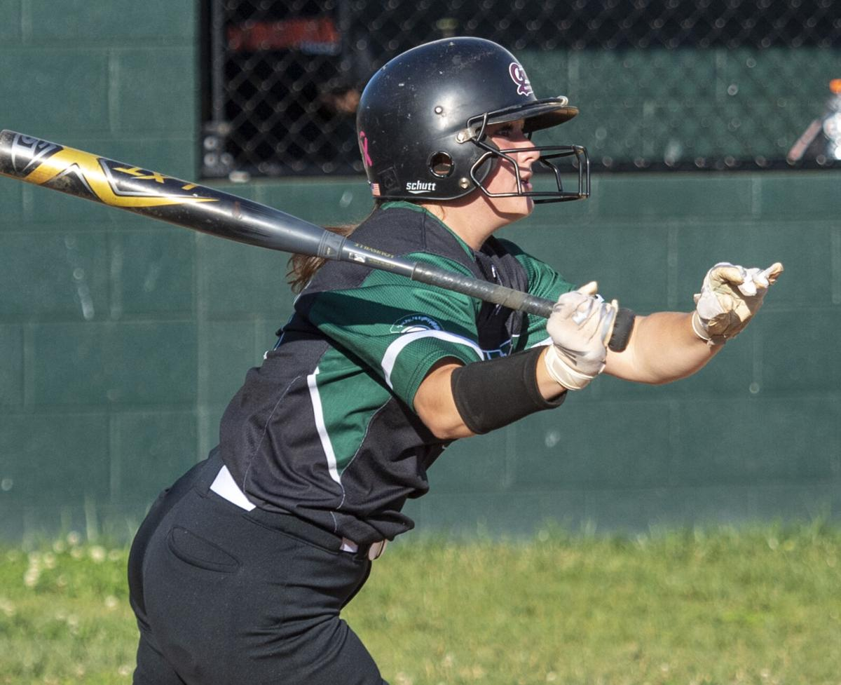 Virginia High vs John Battle Softball