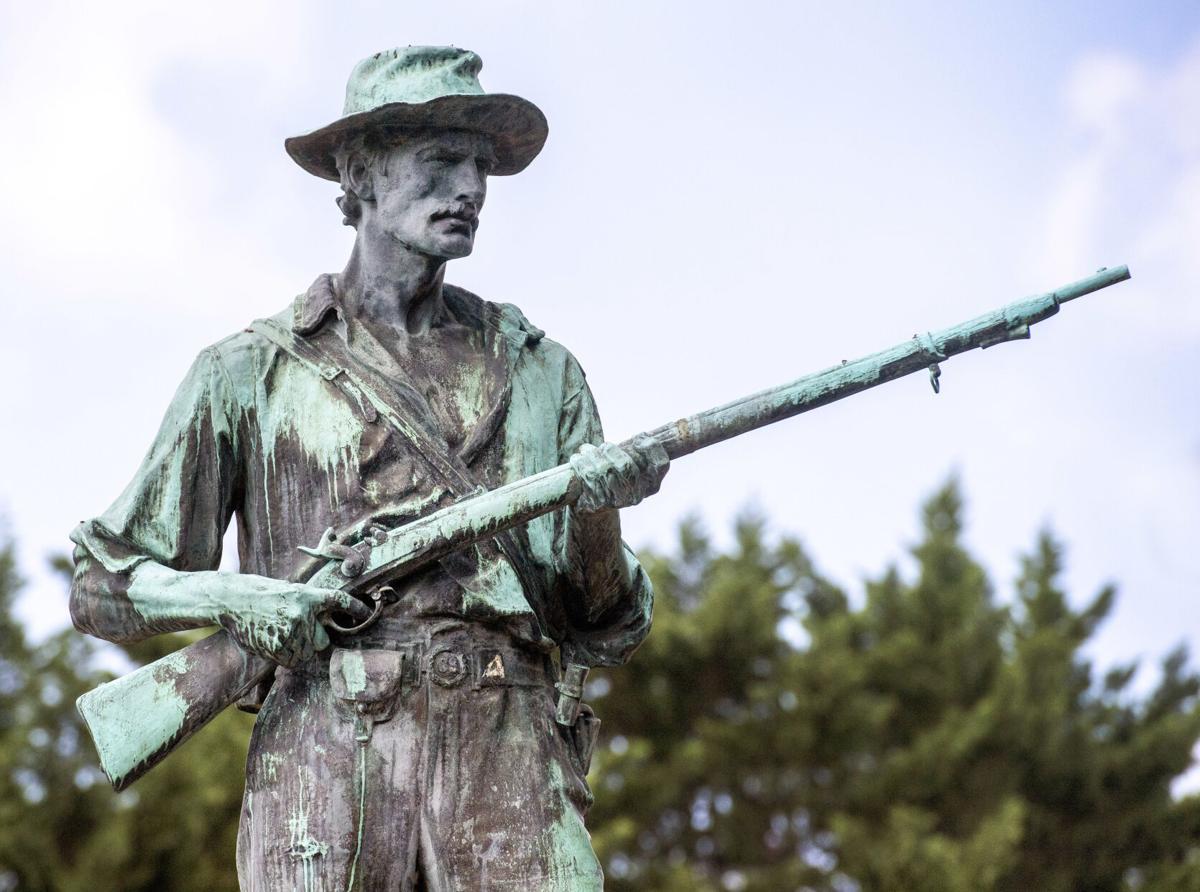 BHC 10102021 Washington County Confederate Soldier 01