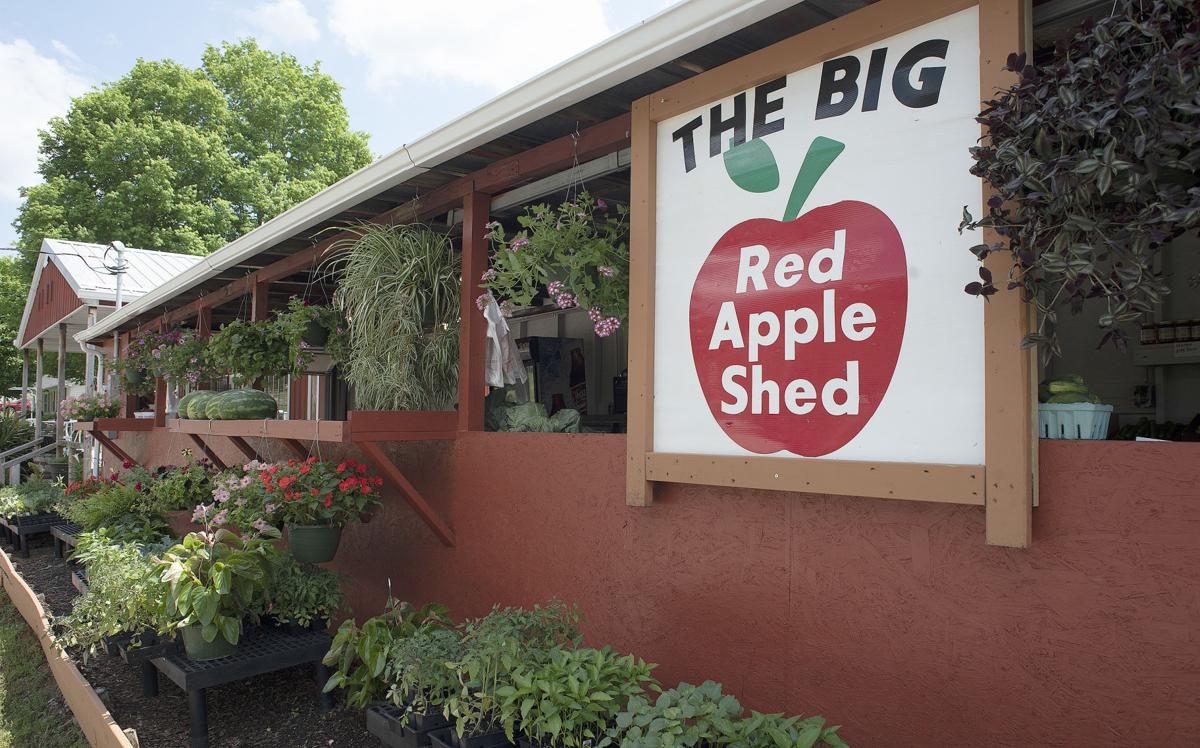 BHC 05062019 Big Red Apple Shed 02