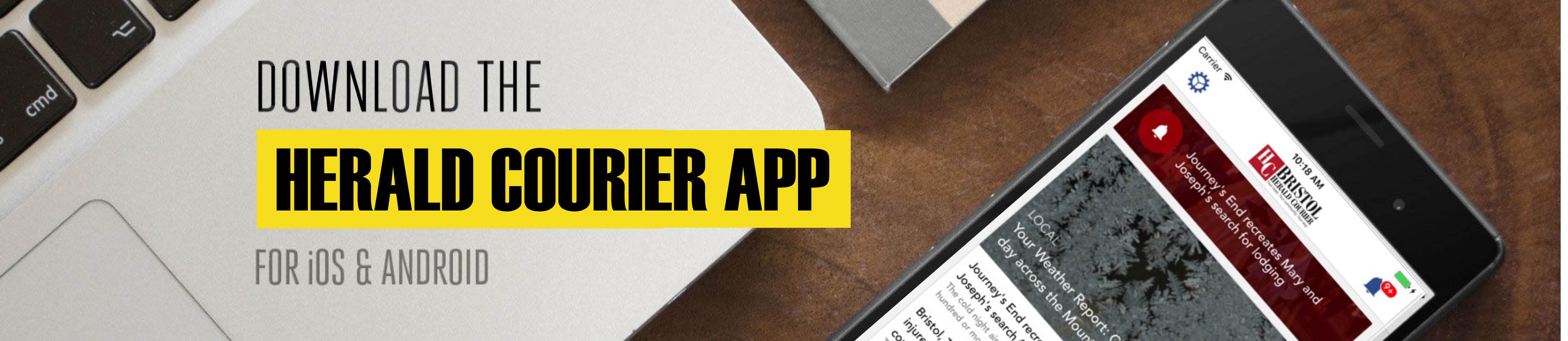 Heraldcourier.com apps