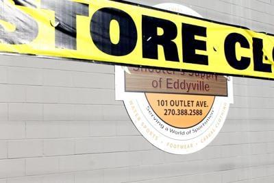 Eddyville Shooter's Supply closes