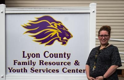 Lyon County Schools has a new Family Resource and Youth Center director PIC