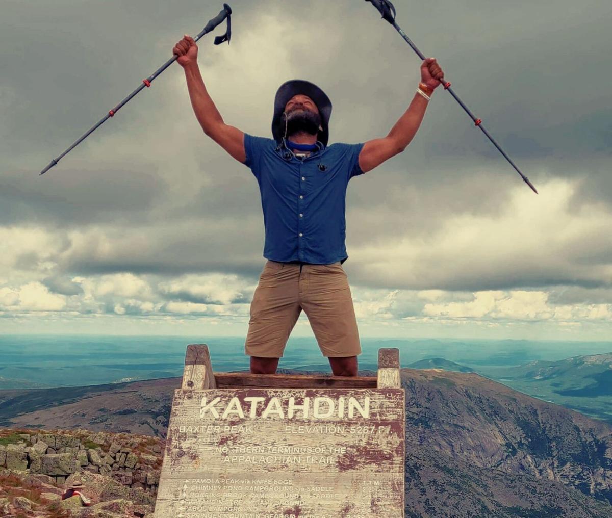 Paducah native finds self on Appalachian Trail trek