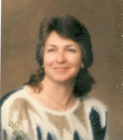 Rebecca Stanley, 64