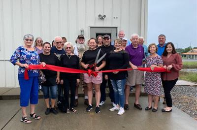 Katie's Cabin Kitchen holds ribbon cutting
