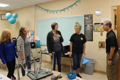 Graves County Schools' faculty, staff learn from KSP active shooter training