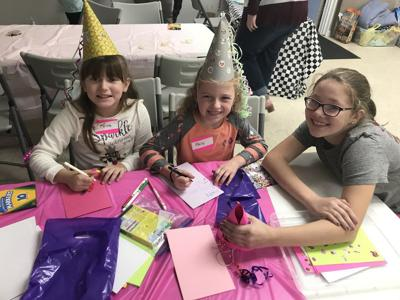 Girl Scout party honors founder Low