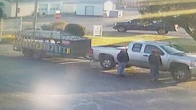 KSP seeking leads on stolen truck, trailer