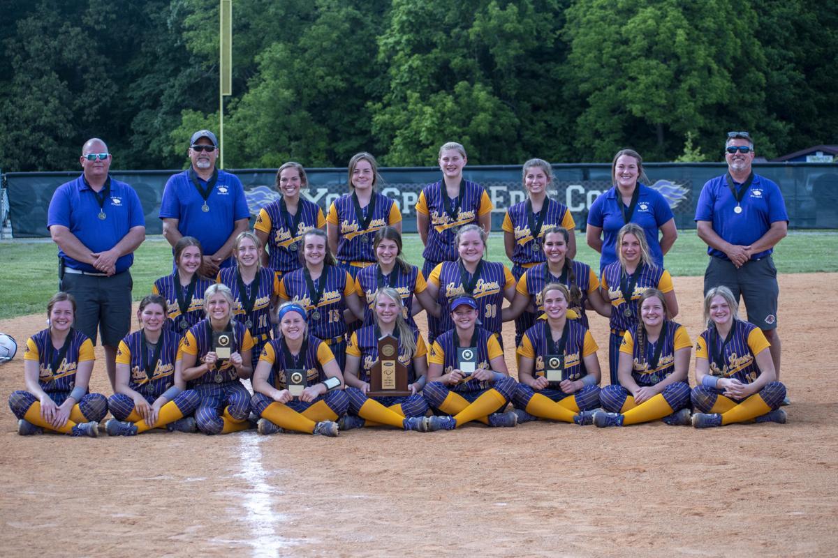 Lady Lyons district champs