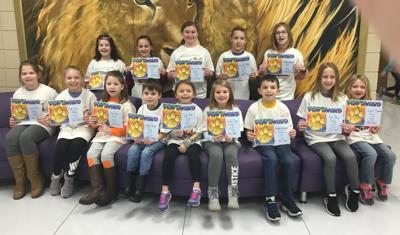 LCES December Students of the Month