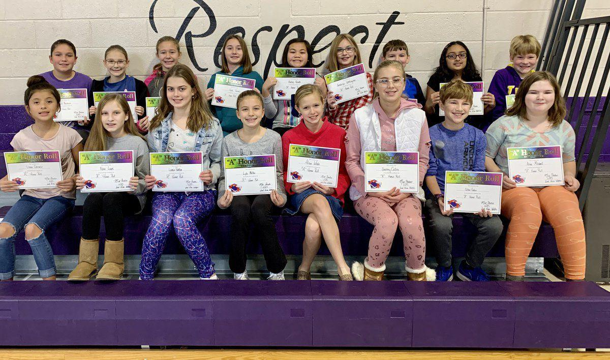 LCES honor roll announced