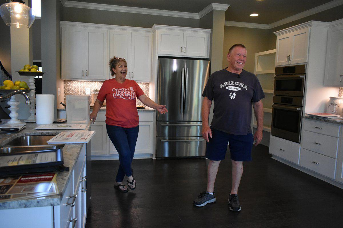 Calvert City couple wins St. Jude Dream Home