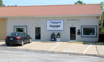 Herald Ledger, Times Leader merge business offices