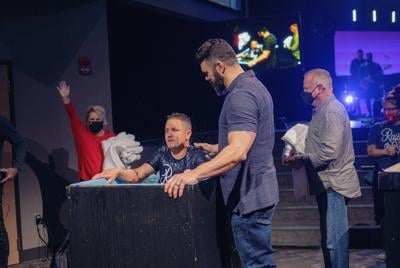 Tennessee baptisms