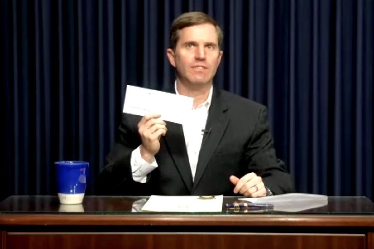 Beshear donates $16K, designates Hunger Free Kentucky Day