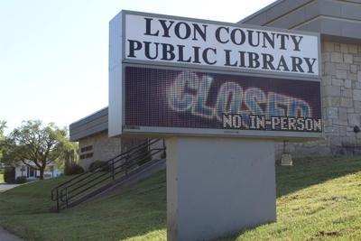 Lyon library remains closed