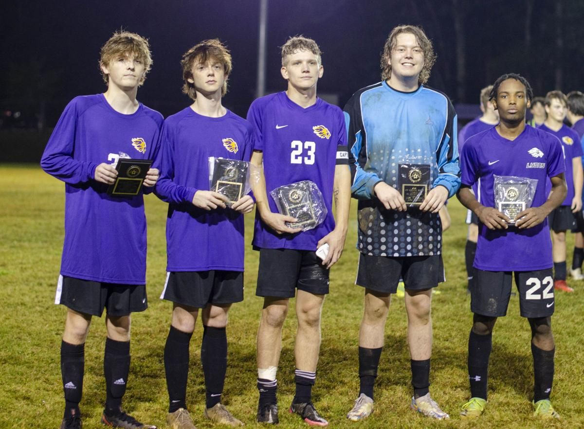Lyons named to 5th District All-District Team