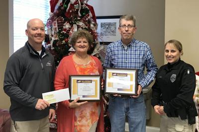 Eddyville receives safety grant