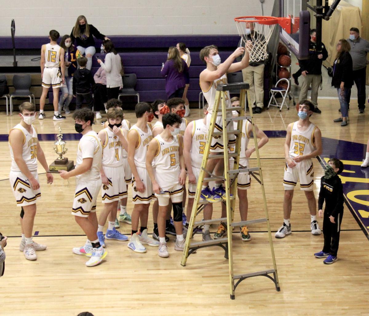 Lyons win Second Region All 'A' championship