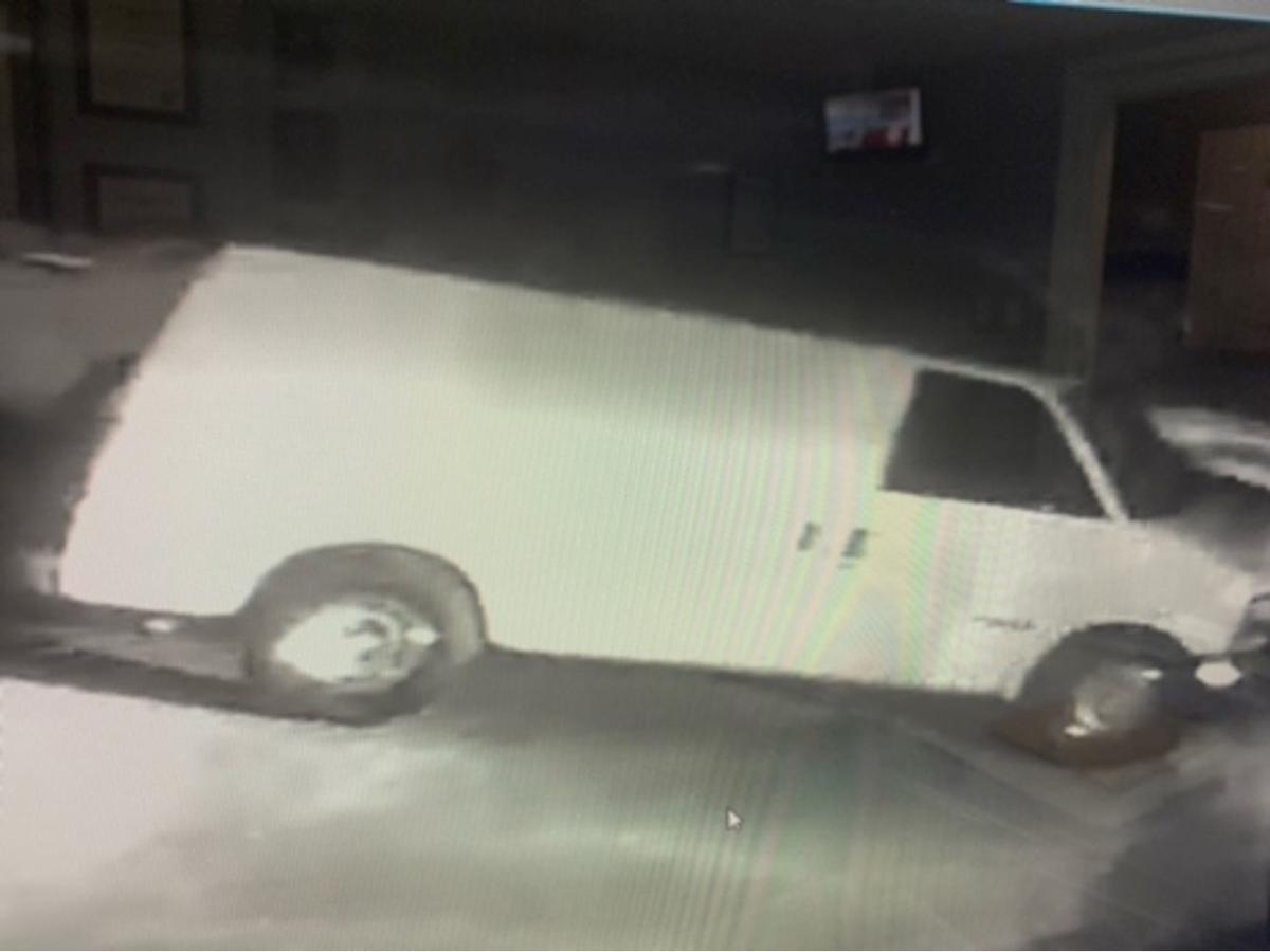 Van stolen