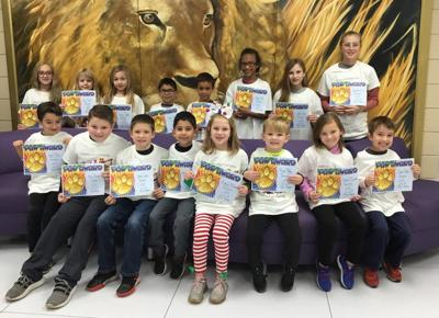 LCES November Students of the Month